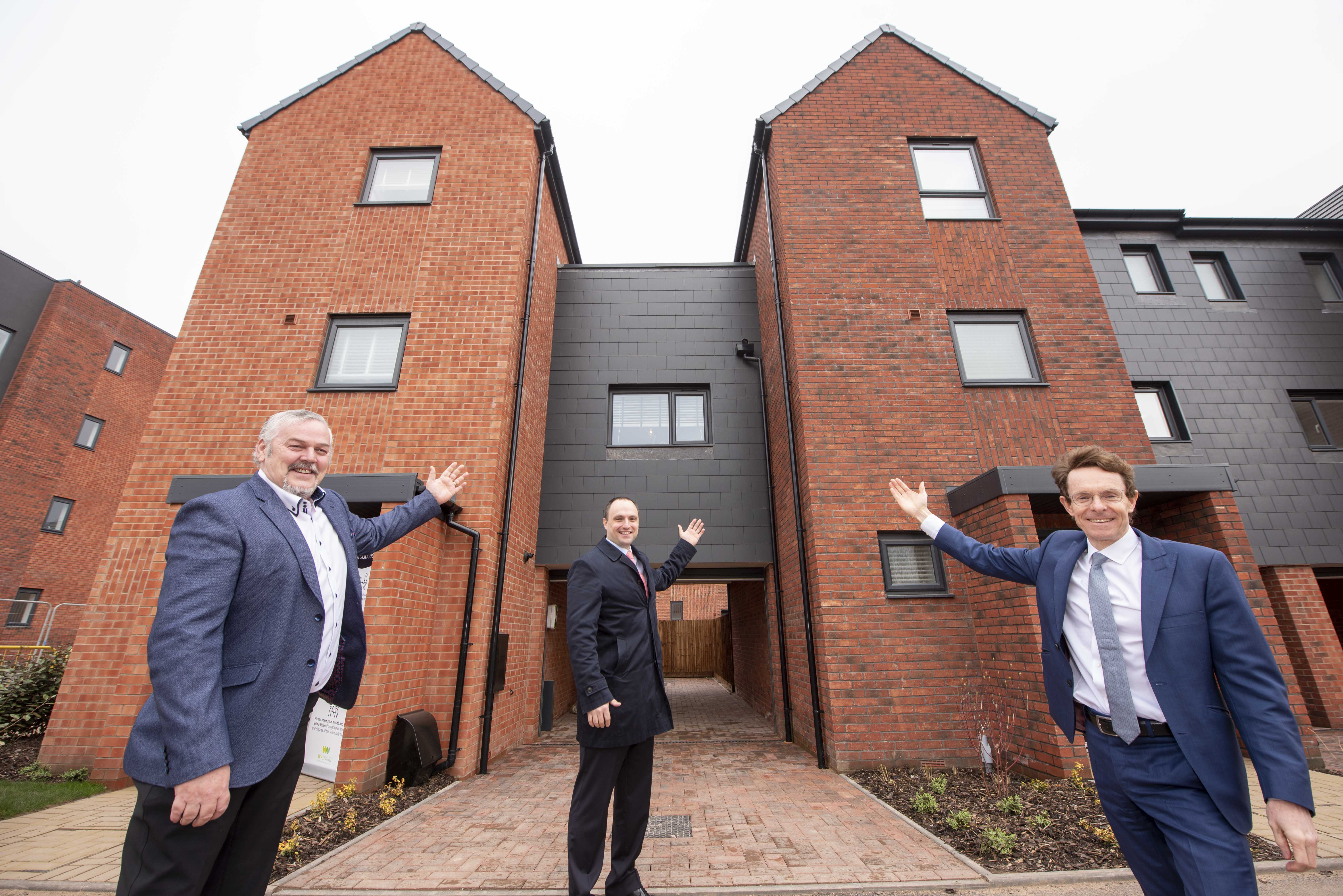 Wolverhampton leads way with pioneering home ownership scheme