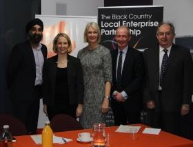 Black Country Business Attitudes towards the European Union