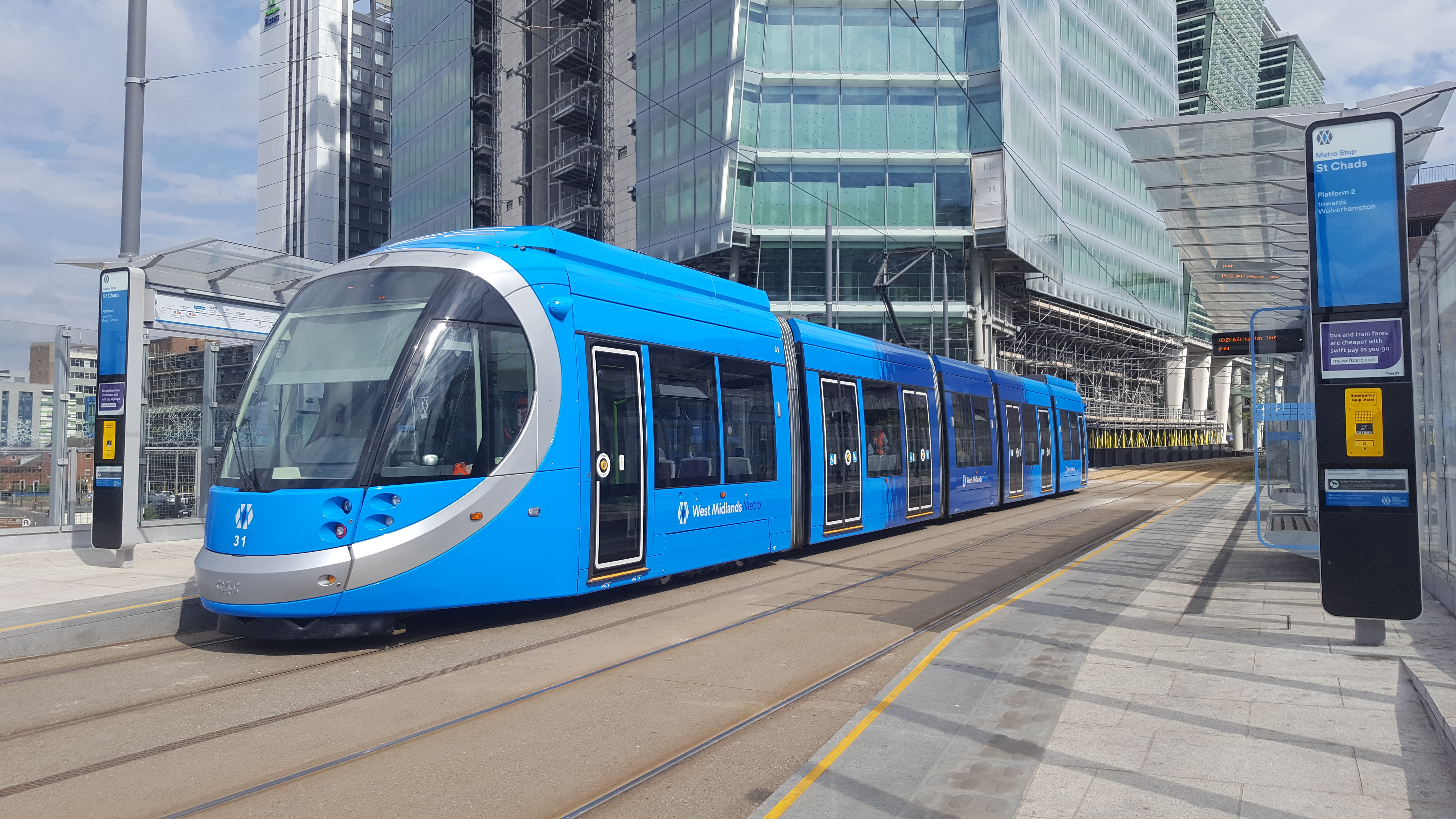 Support package announced for businesses affected by new Metro tram works