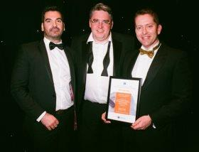 OnTrack WM receives Highly Commended Innovation Award