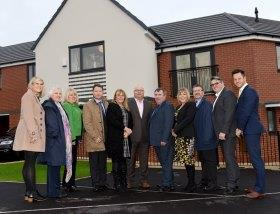 whg hands over keys to new homes