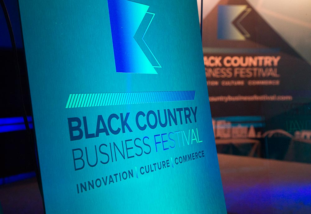 Get involved in the biggest business event in the Black Country