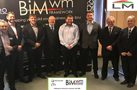 BIMwm shortlisted at G4C Constructing Excellence Midlands Awards