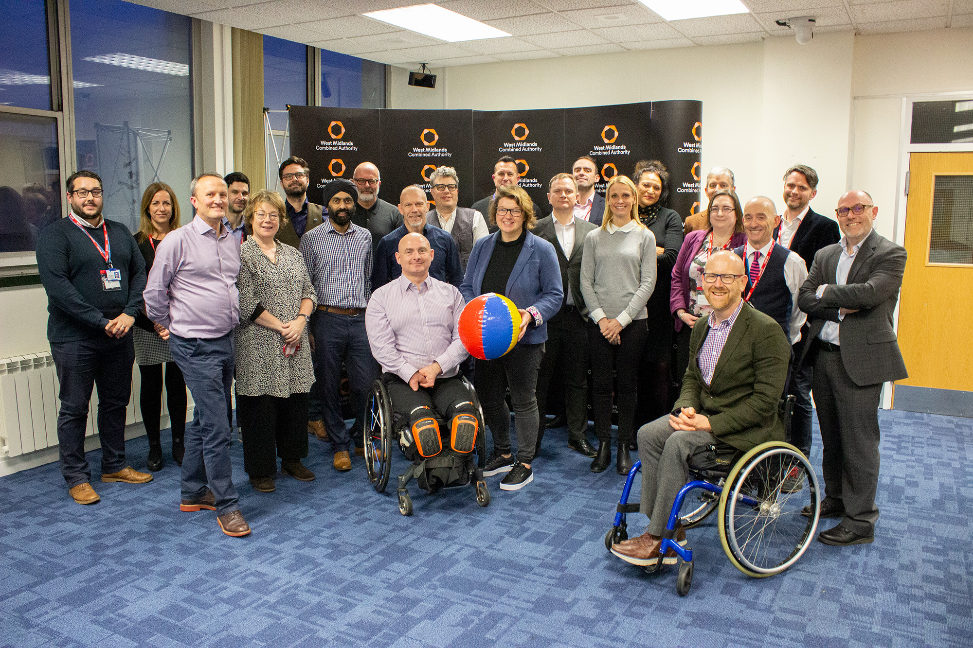 New partnership working to boost the region's fitness and activity levels