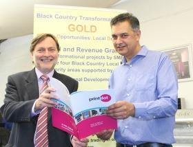 Black Country SMEs get second chance to go for GOLD