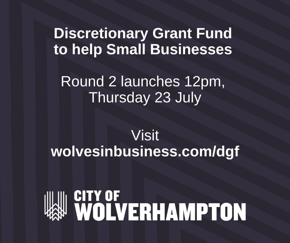 Second round of grant scheme launching to help businesses