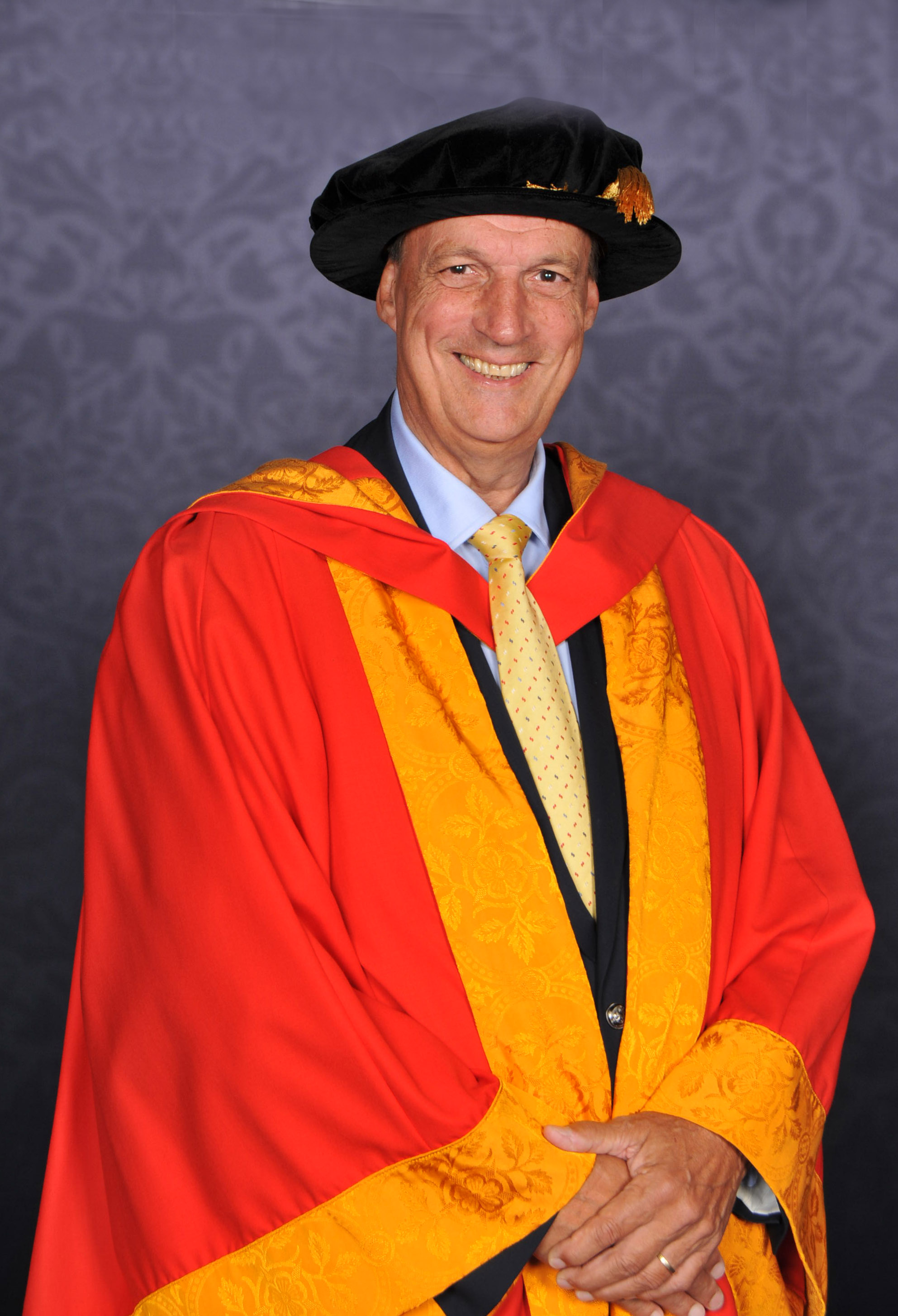 Industry leader recognised with University honour