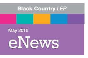 Black Country LEP gearing up for global competitiveness and more in May newsletter