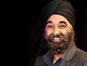 Meet Our Board, featuring Ninder Johal