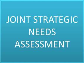 Joint Strategic Needs Assessment - Topic Prioritisation