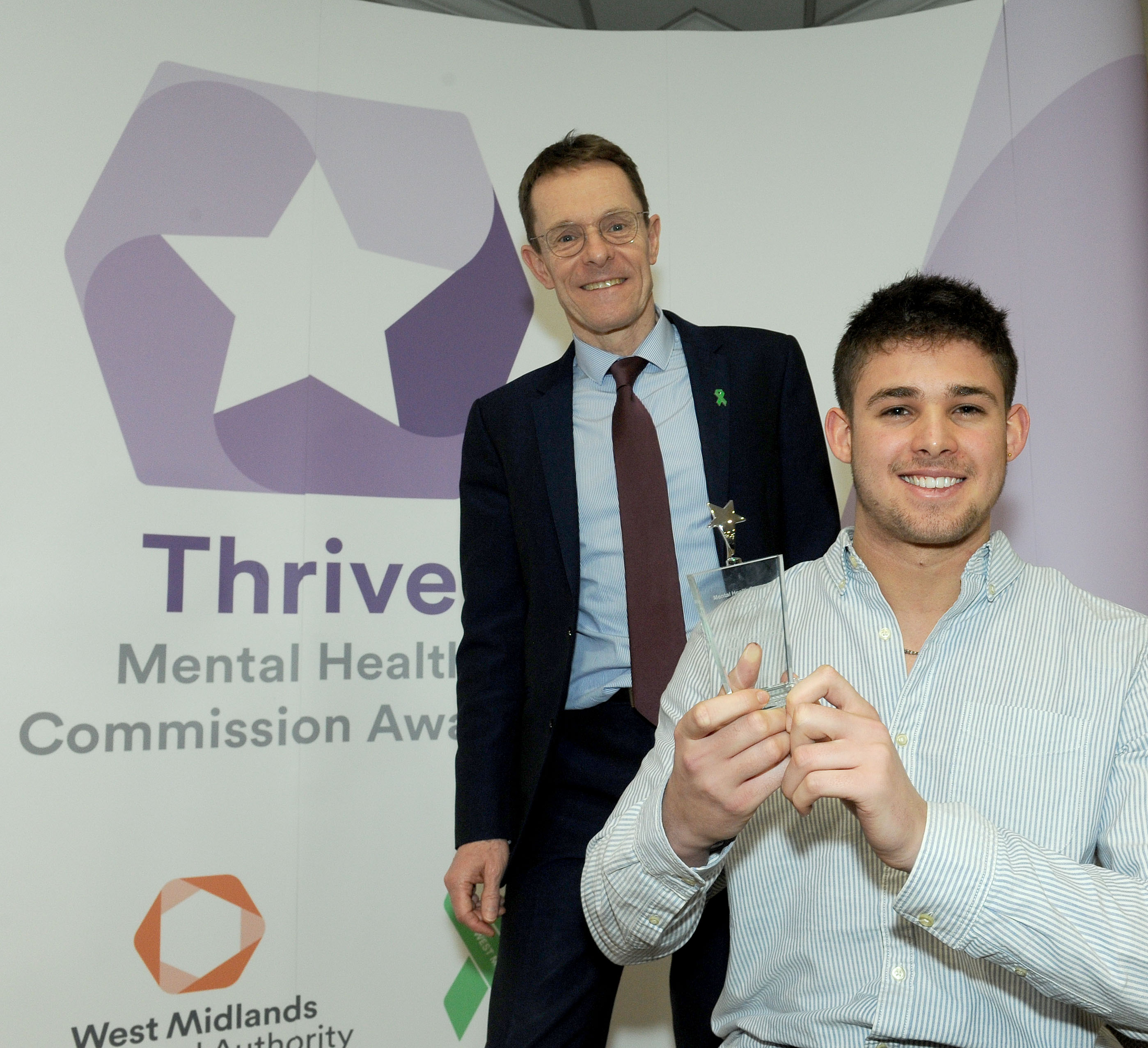 New mental health star is born