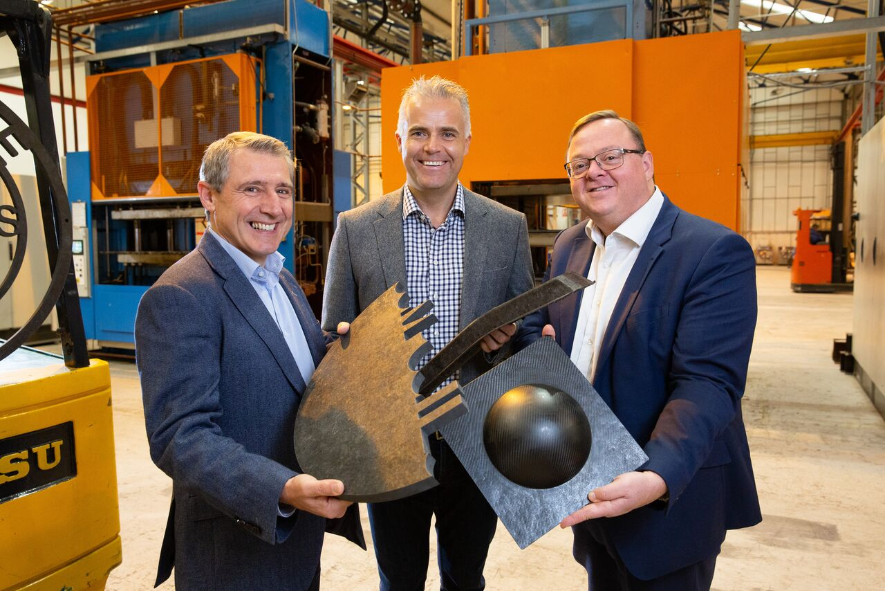 Black Country Manufacturer secures £1.8m investment