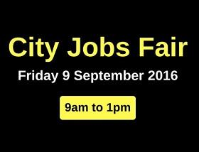 City jobs fair will offer hundreds of opportunities