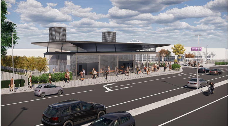 Plans to rebuild outdated Birmingham railway station unveiled