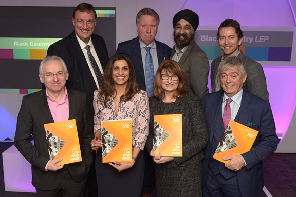 Black Country LEP Conference shares progress and celebrates economic success
