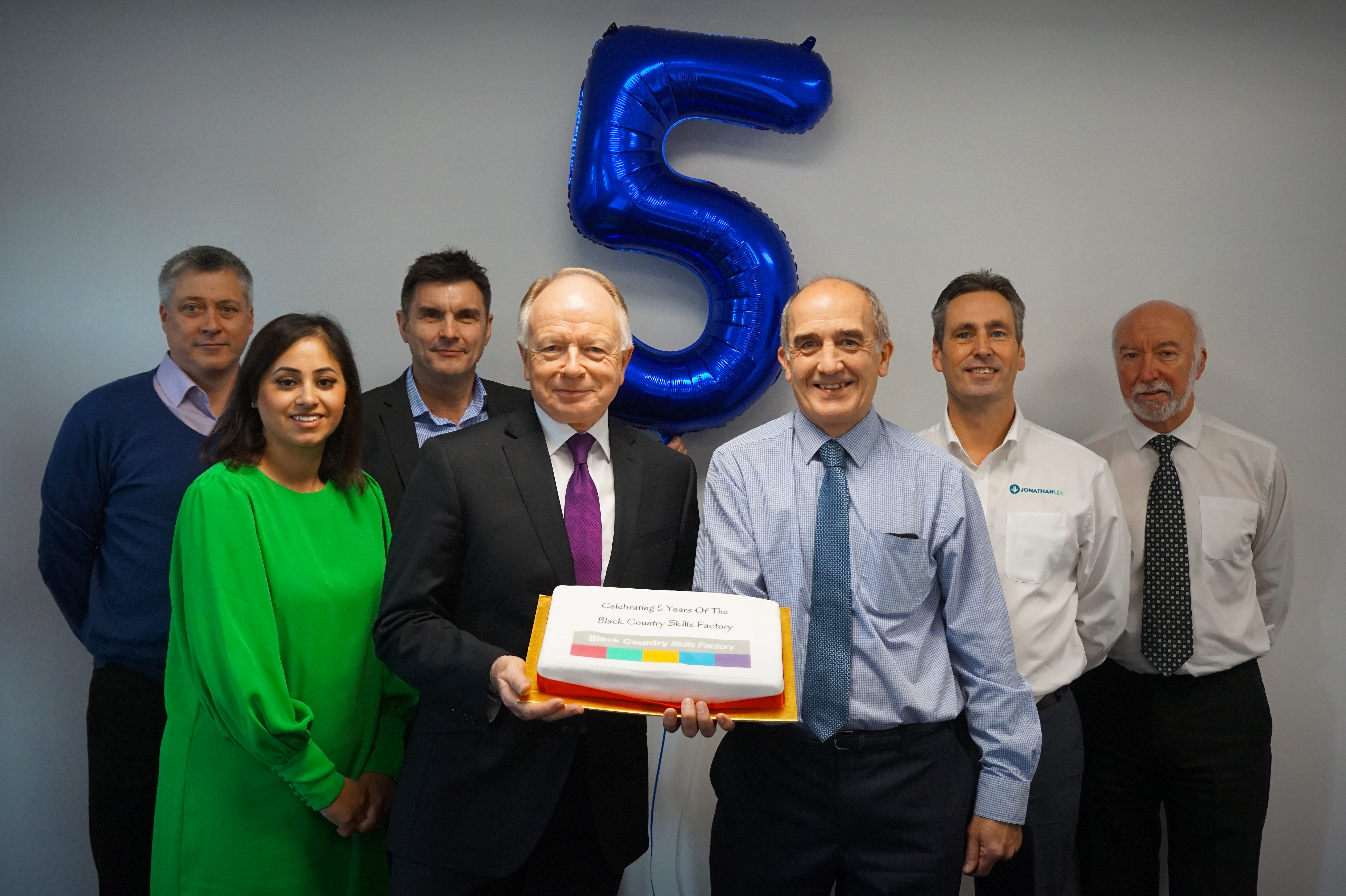 Black Country Skills Factory celebrates 5 years  success in developing skills