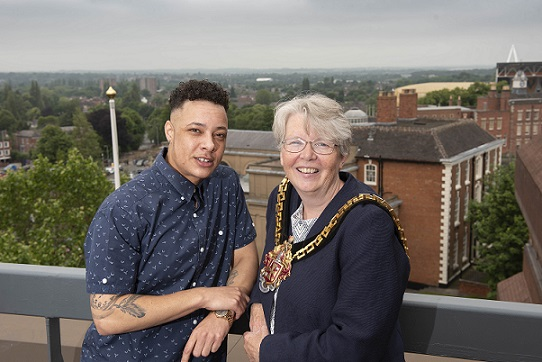 Mayor Lends Support to UK's First Trans-Rapper