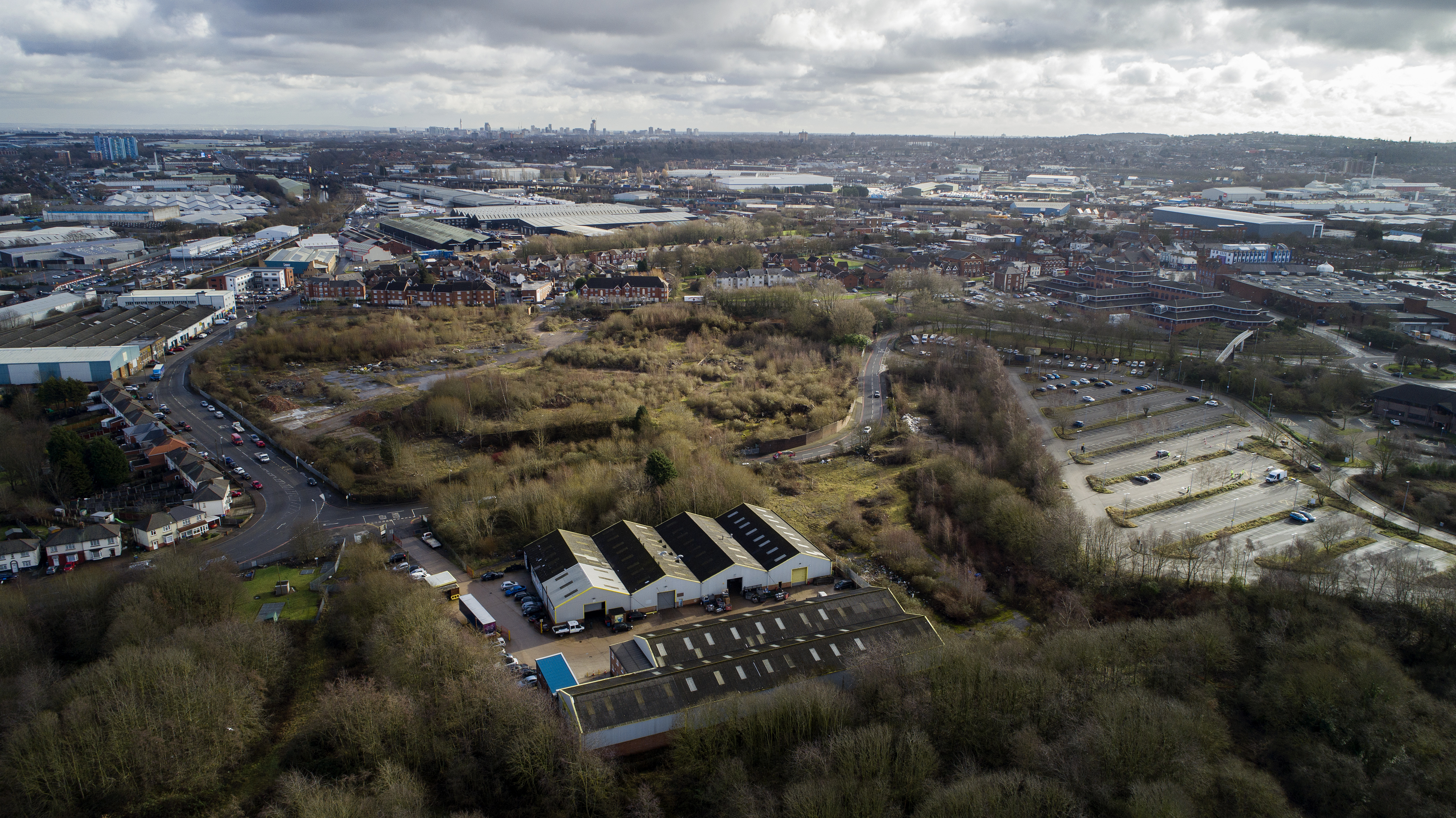 Two derelict Black Country industrial sites to be transformed into hundreds of new homes