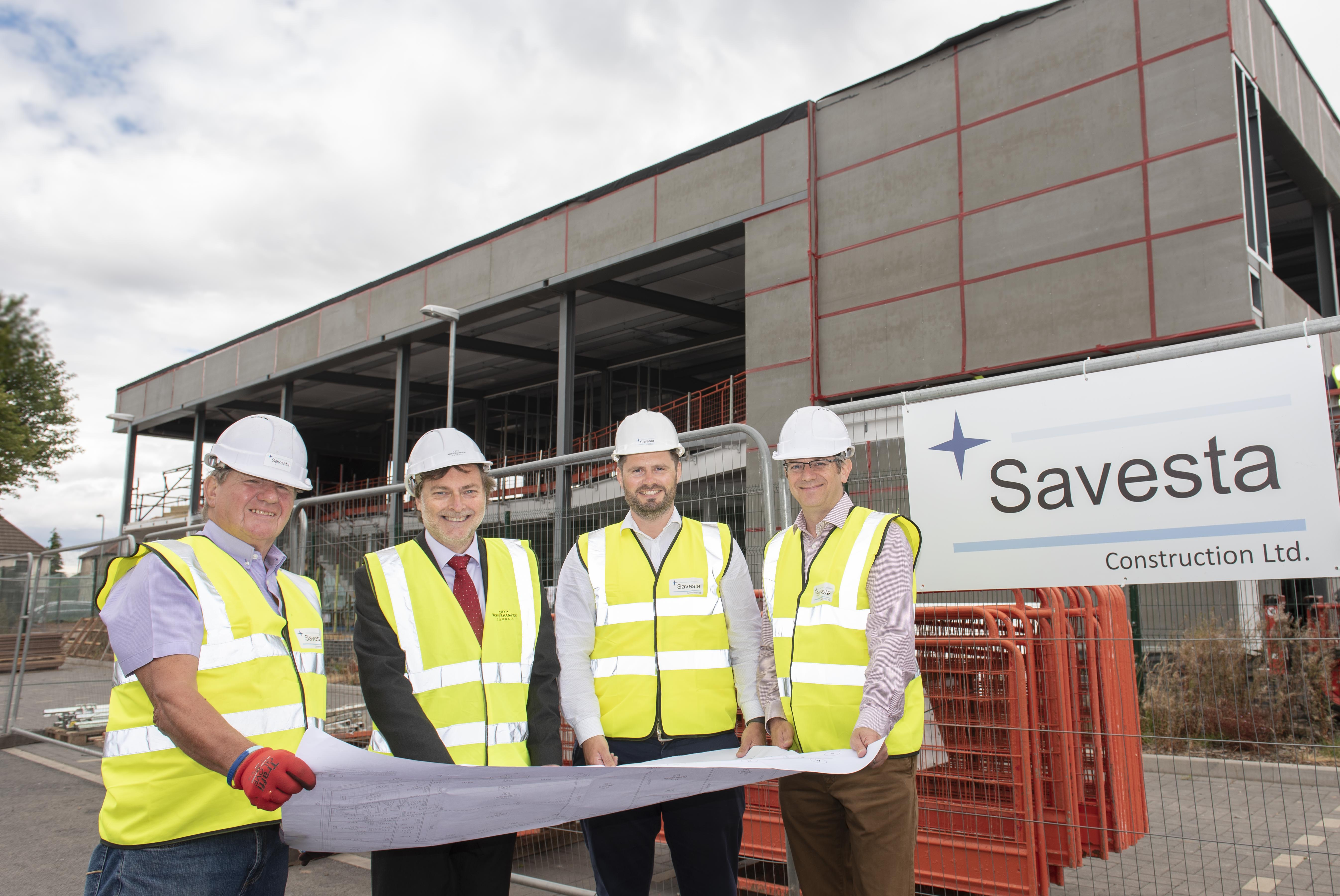 Lift-off for former Carillion employee's city company