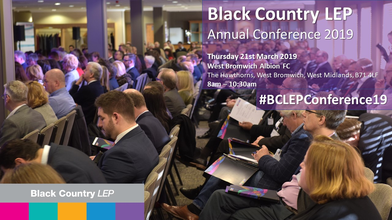 Black Country LEP Annual Conference 2019