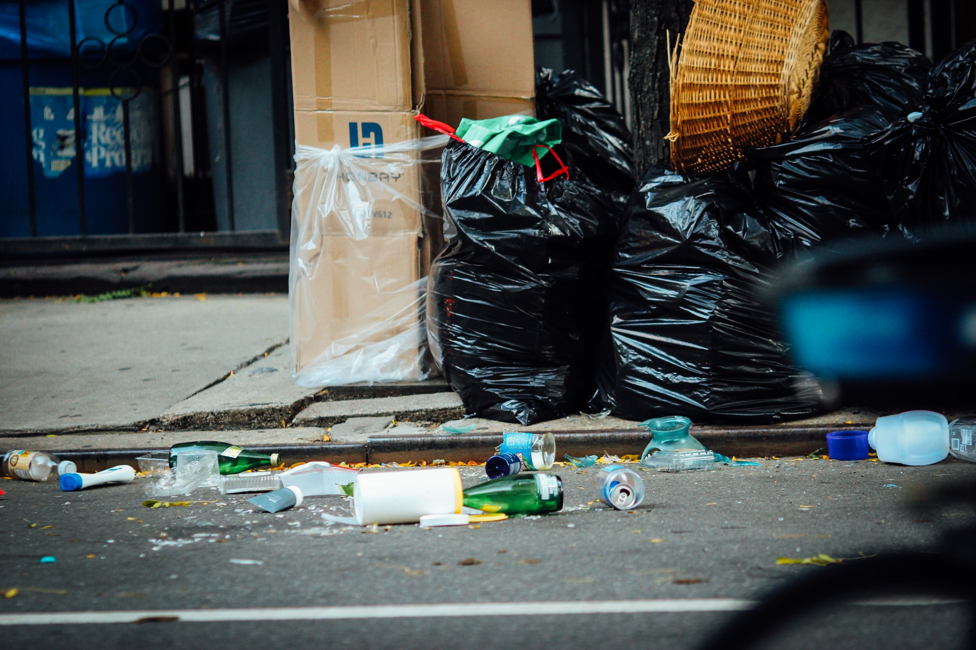 New 'Pesky Blighters' fly tipping campaign launches in Spring