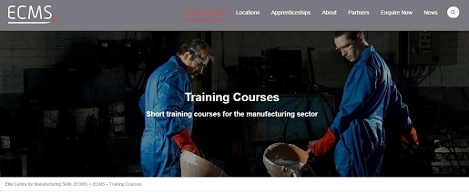 New website promotes manufacturing growth