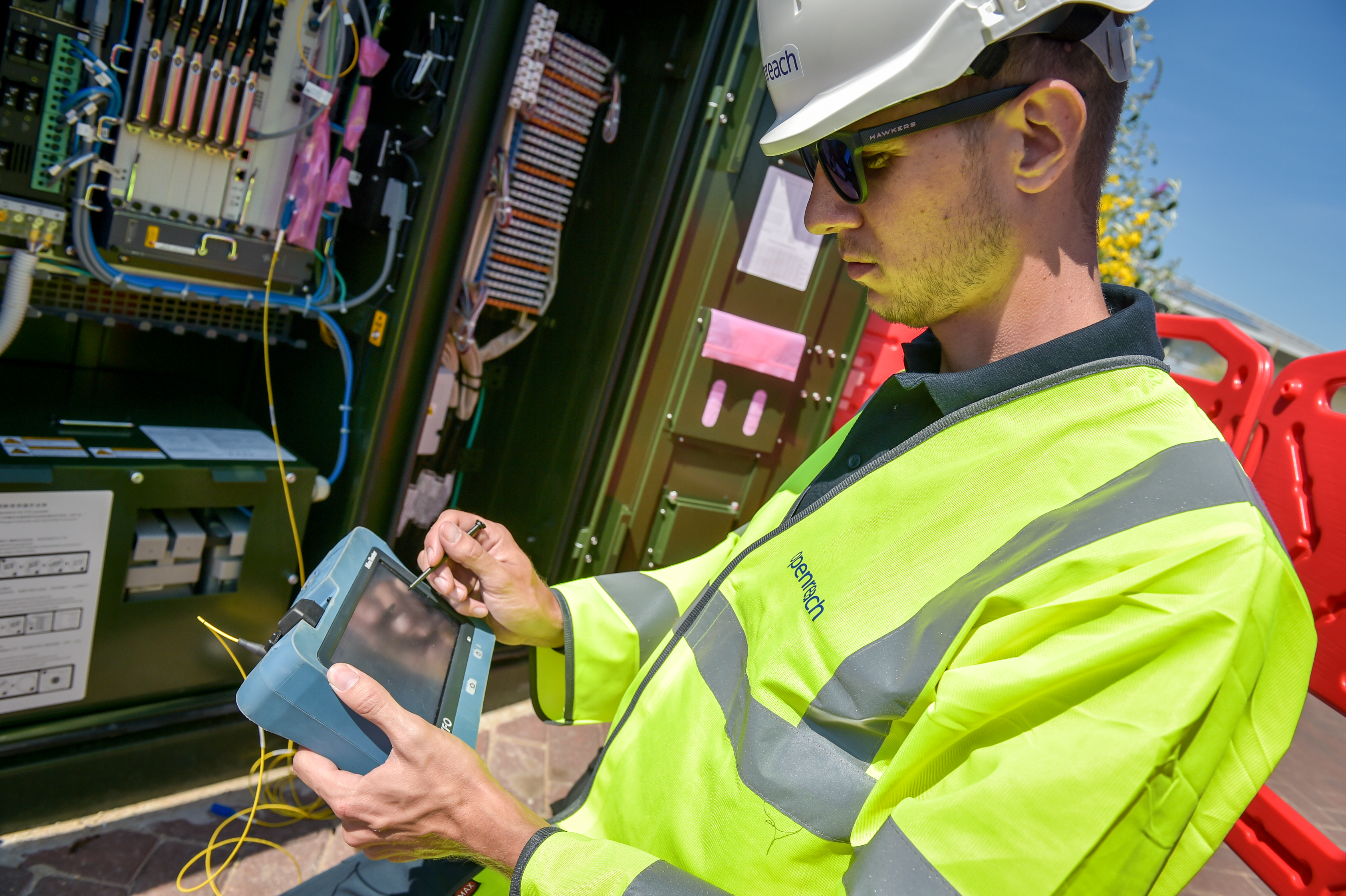 'Terrific progress' by Black Country Broadband project as it reaches 55,000 households and businesses