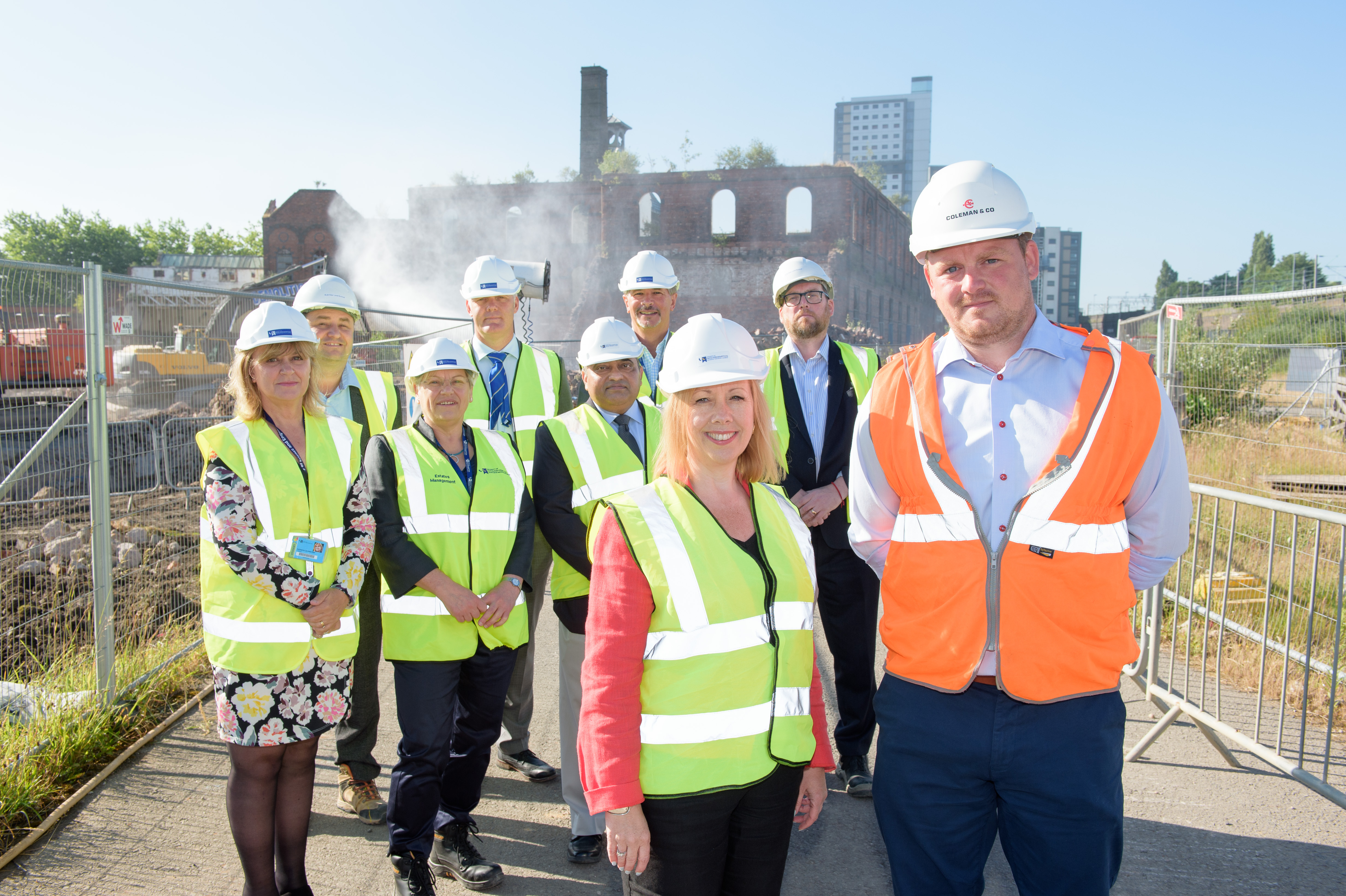 Work starts on new School of Architecture