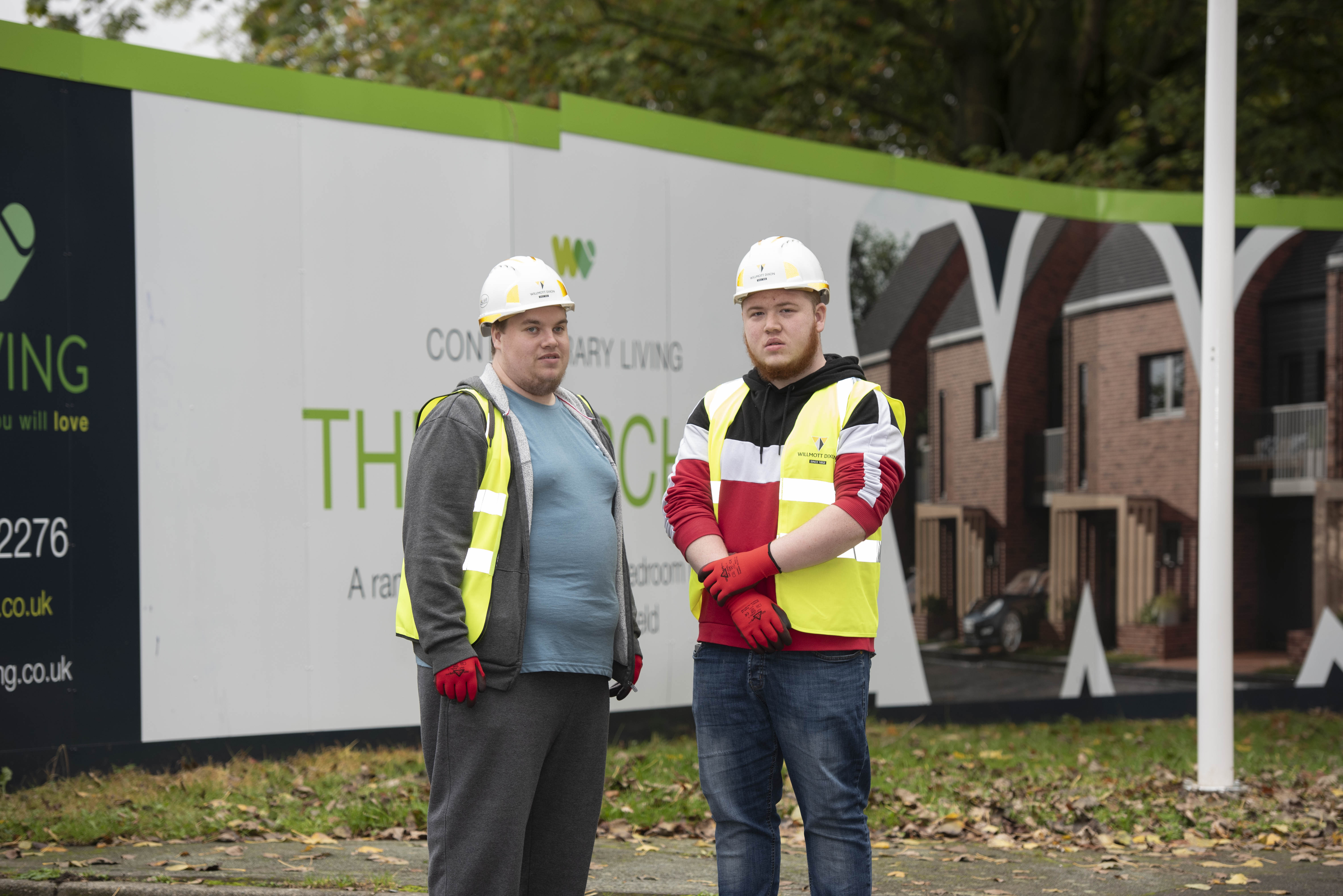 New construction training hub helping unemployed