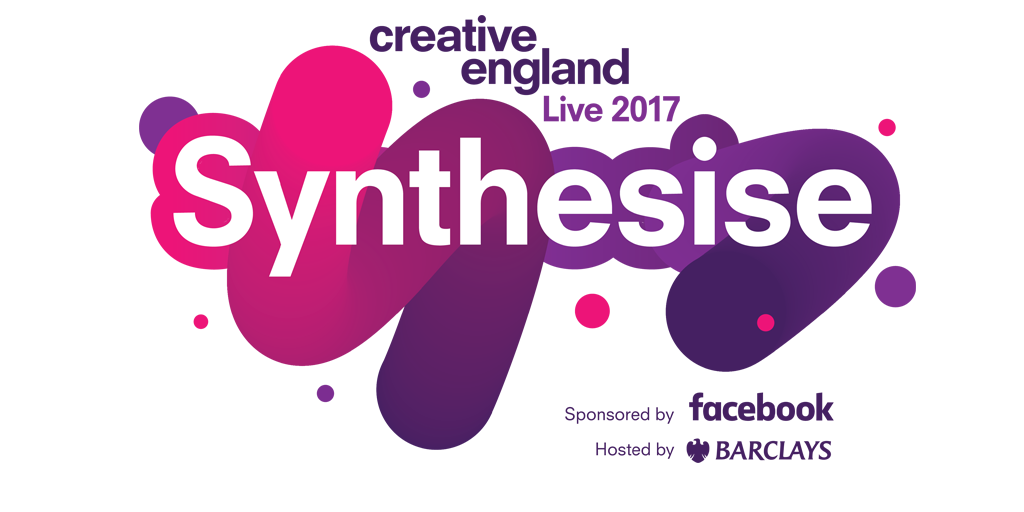 Creative England Live 2017: Synthesise CE50 announcement