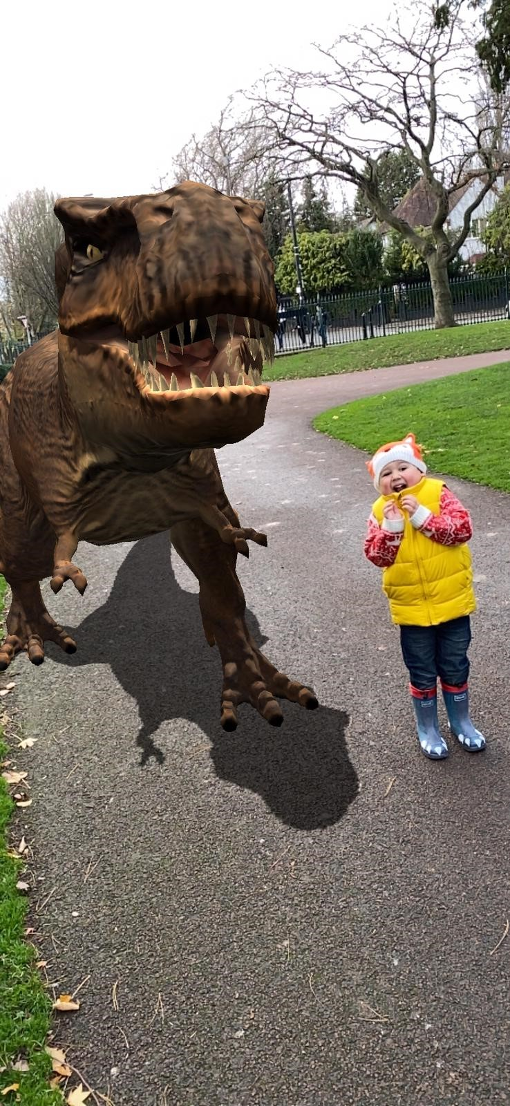 3D dinosaurs and family fun at West Jurassic Park