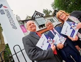 New hub offers one-stop destination for apprenticeships