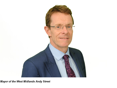 Opportunity for residents to Ask Andy at public event in Bilston