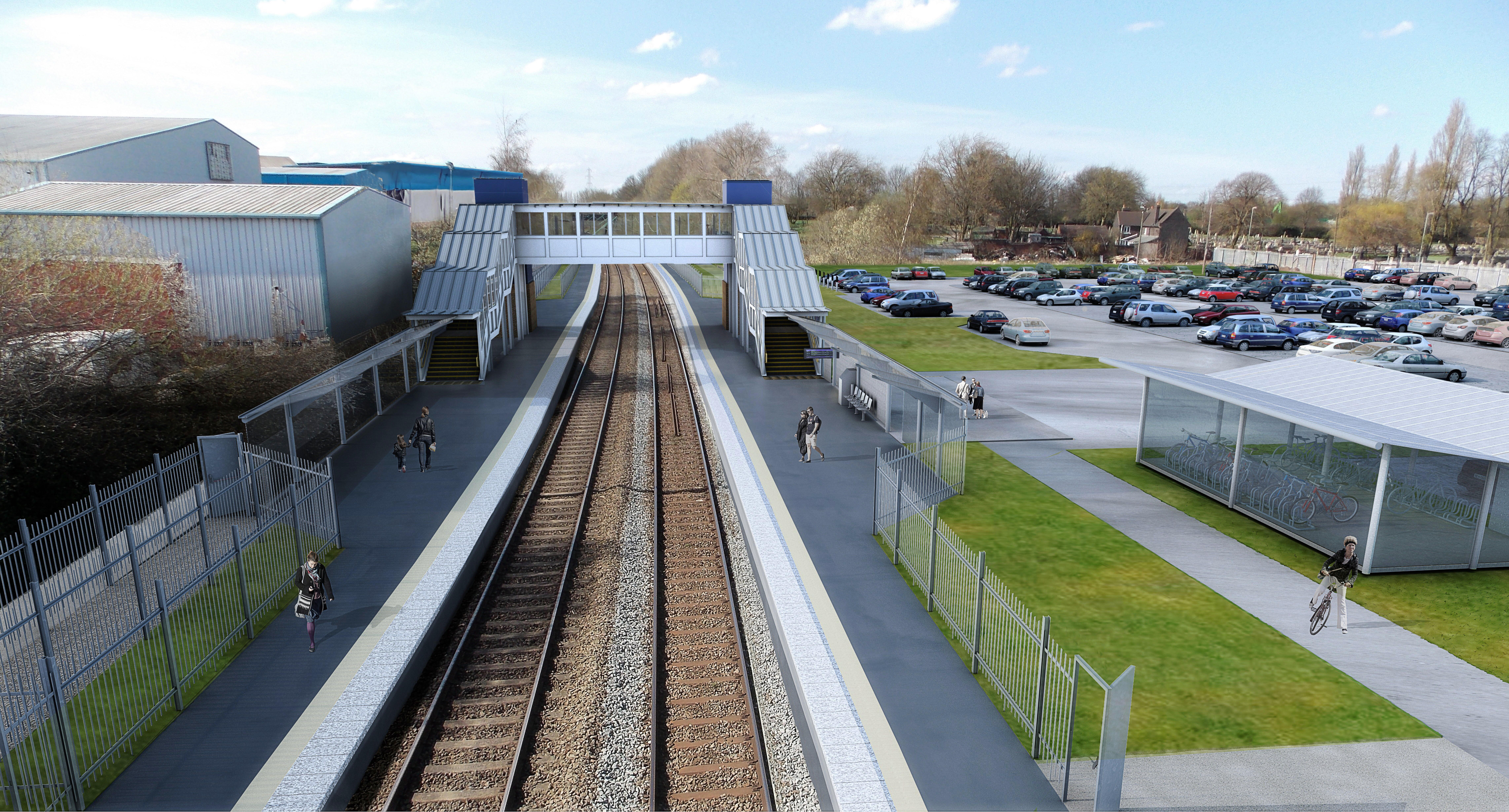 Passenger rail services planned to re-connect Walsall and Wolverhampton