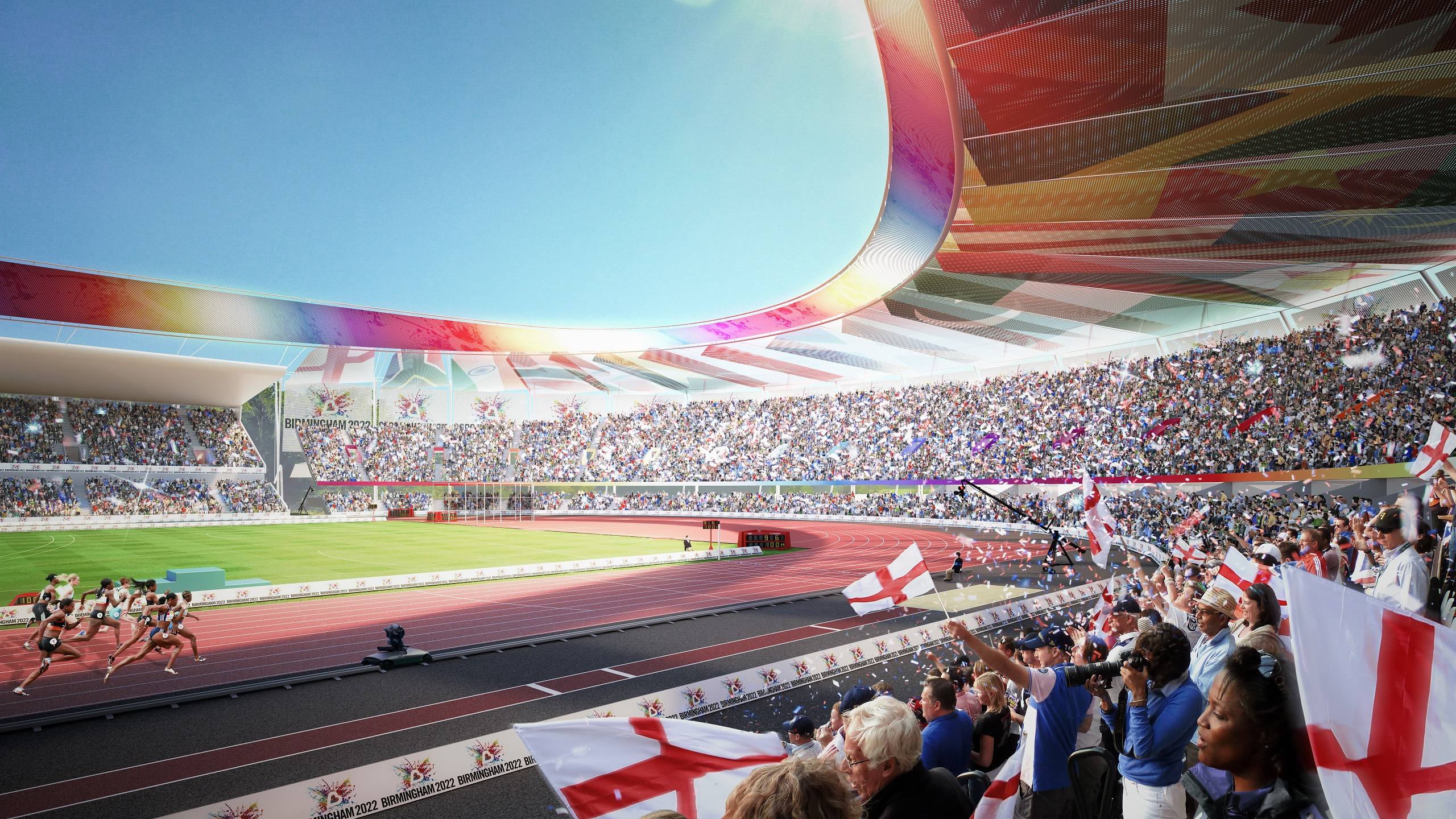 22 reasons why Birmingham should host 2022 Commonwealth Games