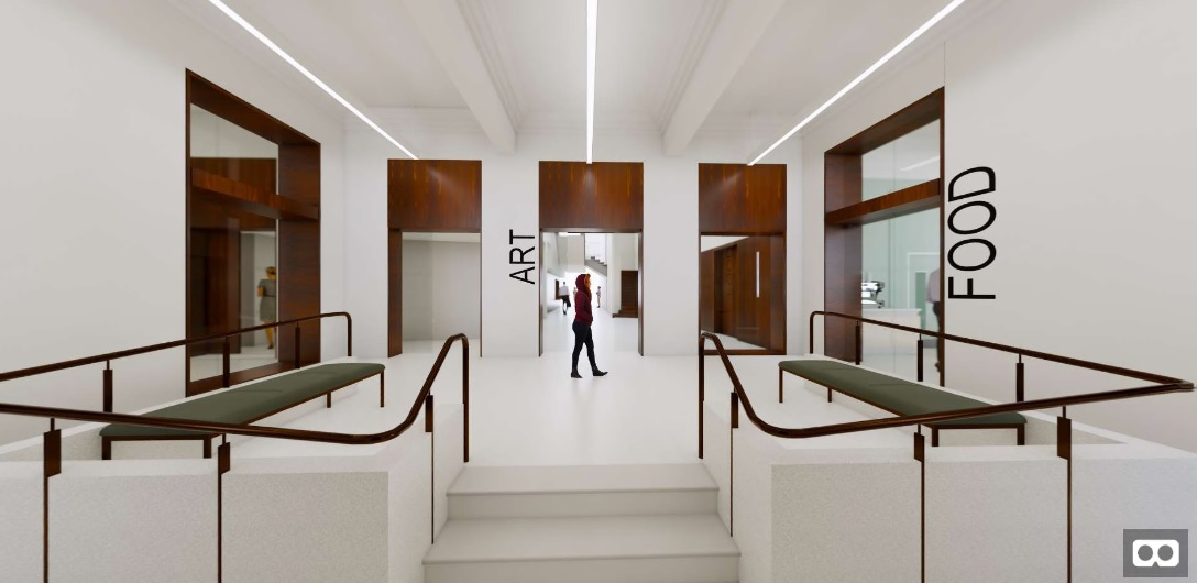 Contractor appointed for phase 2 art gallery renovations