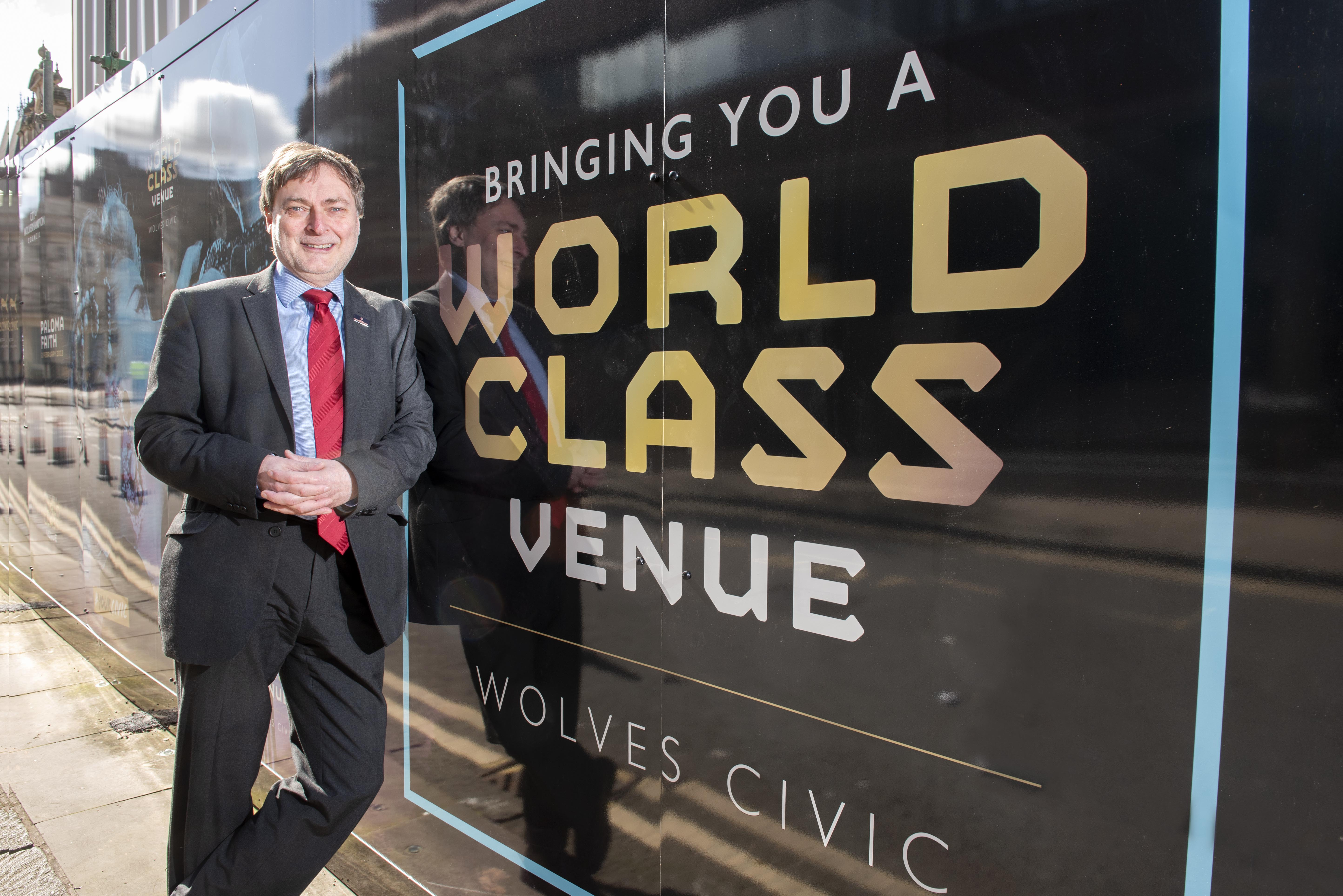Wolves Civic works approaching major milestone