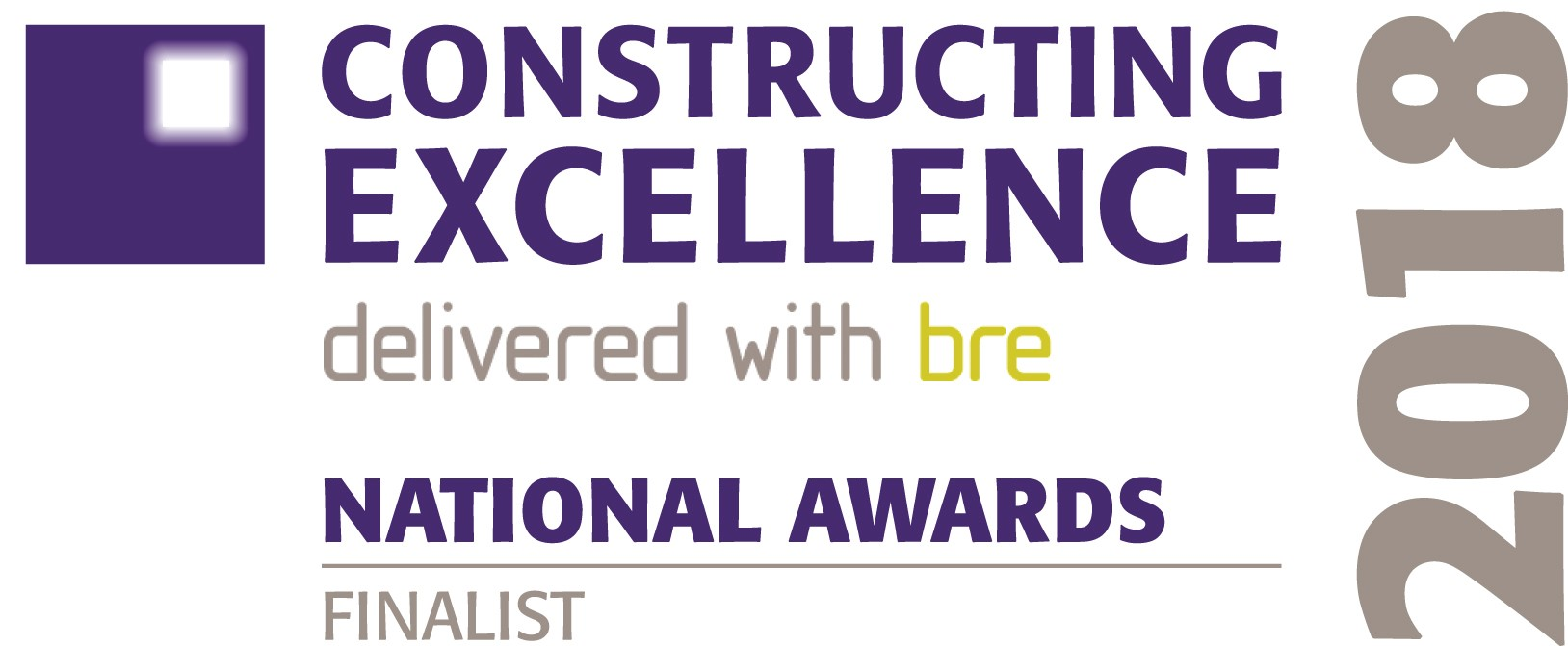 HVM City shortlisted as a finalist for National Construction Excellence Awards 2018