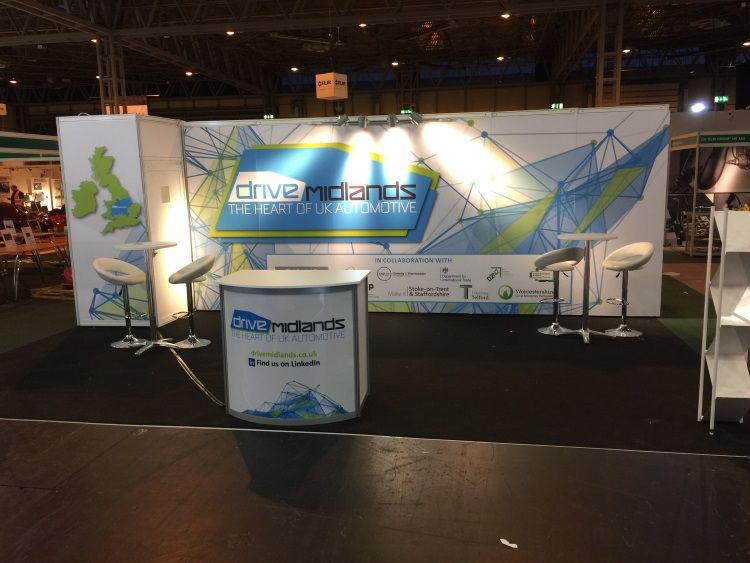 Drive Midlands Promotes Black Country Automotive post Brexit strength at Global Showcase