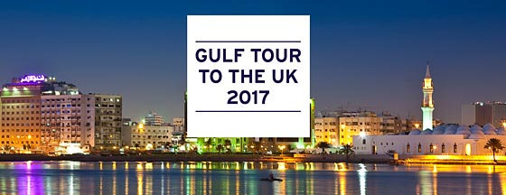 Gulf Tour to the UK 2017