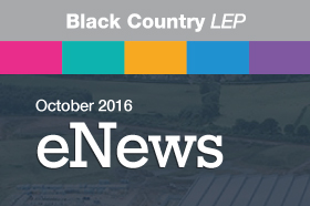 Black Country Investment Opportunities showcased at MIPIM UK and more in October newsletter