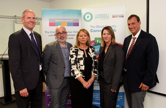 Second Careers Hub launched in the Black Country