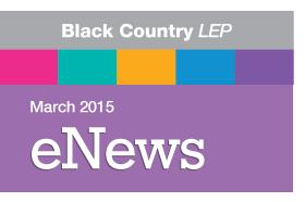 Find out all things Black Country LEP with our March newsletter