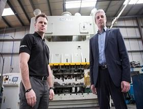 Presses firm anticipates £1m in orders after investment