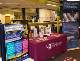 Skills Factory launches career map at careers event