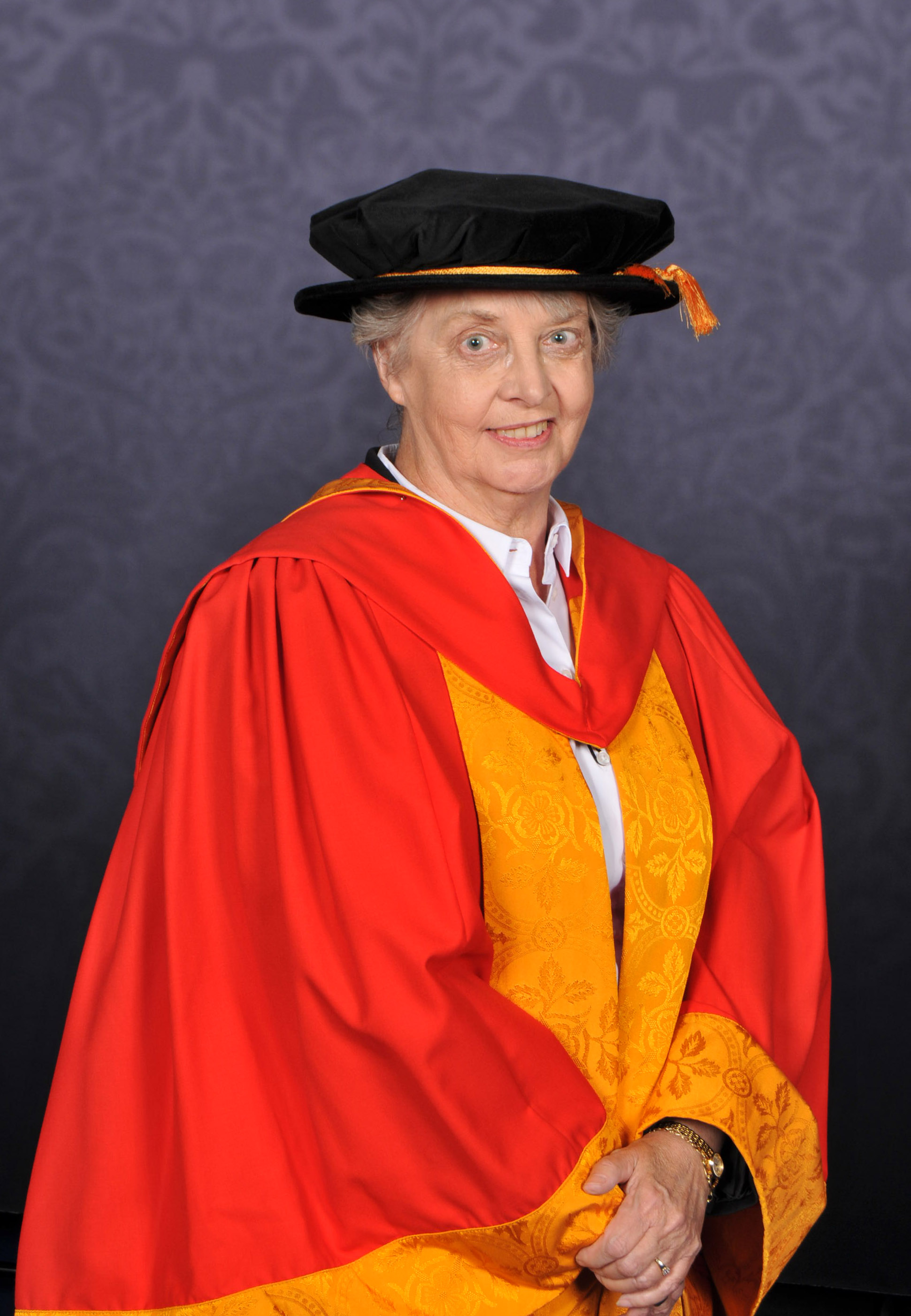 Honorary degree rewards engineering success