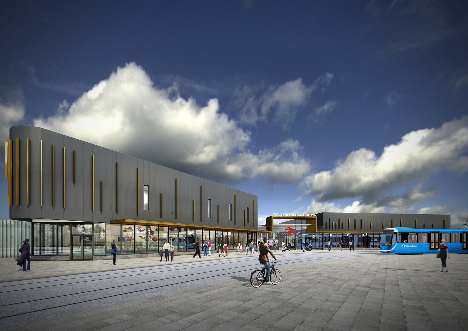 Railway station works on track as Interchange wins award
