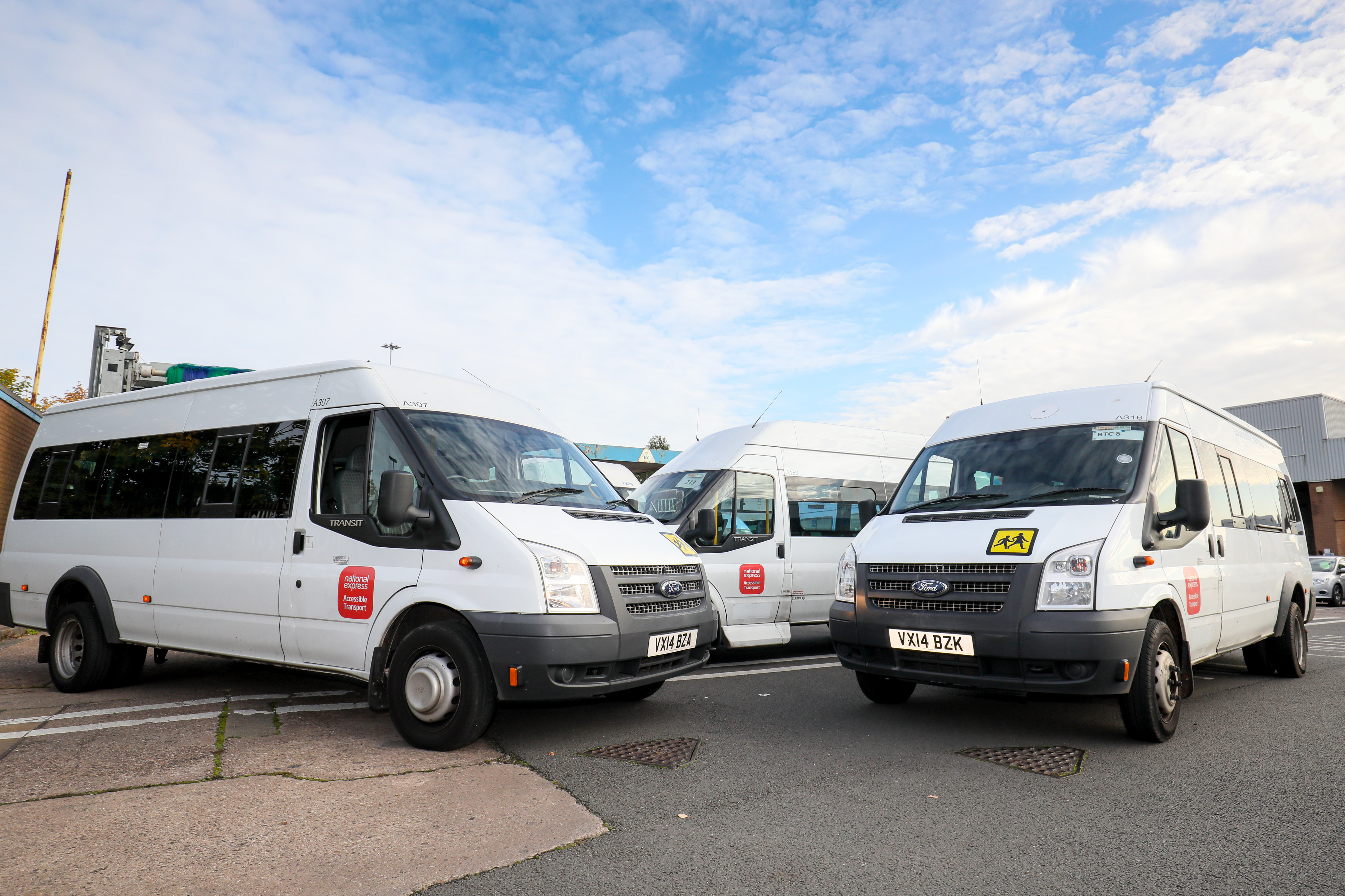 Hospital staff shuttle bus service used more than 2,500 times during coronavirus outbreak