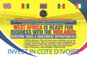 West Africa is ready for business with the Midlands: Boosting trade and investment opportunities.