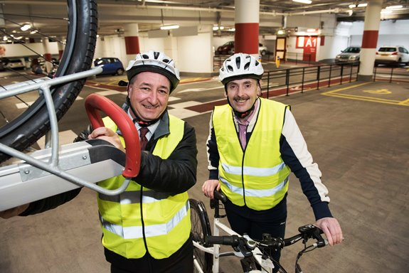 City of Wolverhampton smashes new cycle routes target